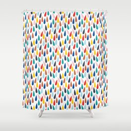 Dont Cry For Me Marimekko Shower Curtain