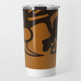 Bioshock Infinite Vigors - Bucking Bronco Travel Mug