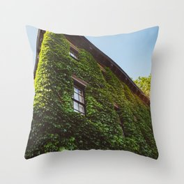 West Village Charm III Throw Pillow