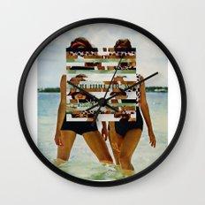 Bee Keen E. Gurls Wall Clock