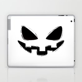 Pumpkin Spice Grin Laptop & iPad Skin