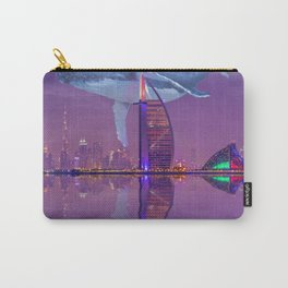 Whale Watching Dubi Carry-All Pouch