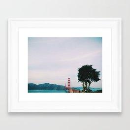 Golden Gate, San Francisco Framed Art Print