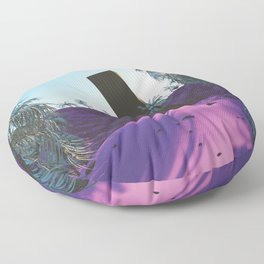 Palm King Floor Pillow