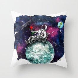 Little Prince Throw Pillow