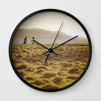 run Wall Clocks featuring Run by Sébastien BOUVIER