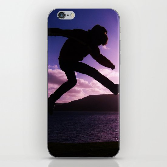 Suspended iPhone & iPod Skin
