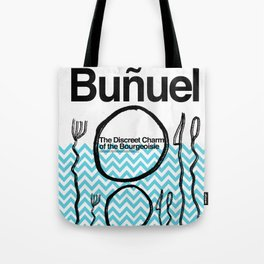The Discreet Charm of the Bourgeoisie Tote Bag