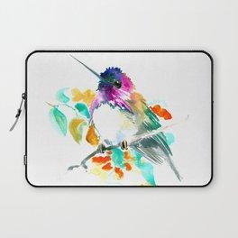 Cute Little Hummingbird Laptop Sleeve