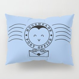Cute Hogsmeade Post Office Stamp Pillow Sham
