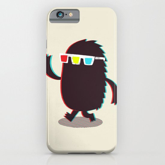 MONSTER 3d iPhone & iPod Case