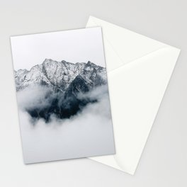 Mountains Stationery Cards
