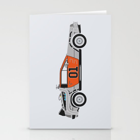 Back to the Body Shop Stationery Cards