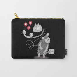The Black Sheep Unplugging Carry-All Pouch