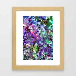 Jewel Box Jungle Framed Art Print