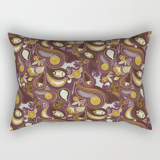 Potter Paisley Rectangular Pillow
