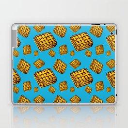 Waffle morning Laptop & iPad Skin