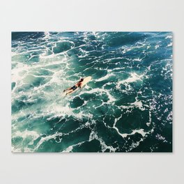 Surf SD Canvas Print