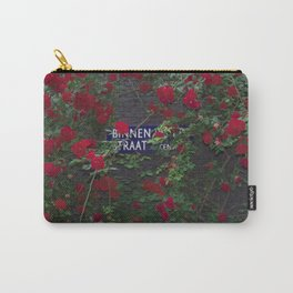 Rose wall Carry-All Pouch