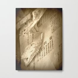 Chew Kee Store remnant Metal Print
