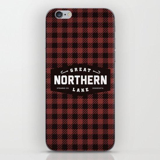 Great Northern Lake iPhone Skin