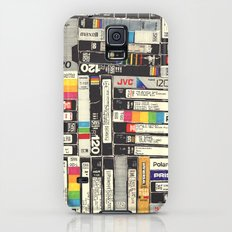 VHS Galaxy S5 Slim Case