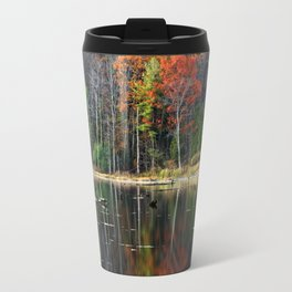 Fall Landscape Travel Mug