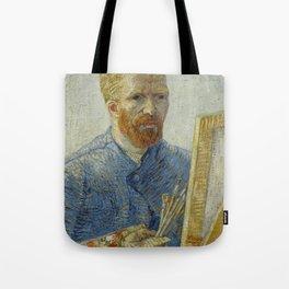 Self Portrait as a Painter Tote Bag