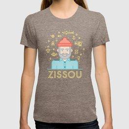 The life aquatic zissou T-shirt