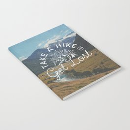 TAKE A HIKE Notebook