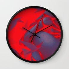 Silver Mountain No.2 Wall Clock