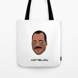 Carl Winslow Tote Bag