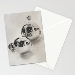 Metal ball Stationery Cards