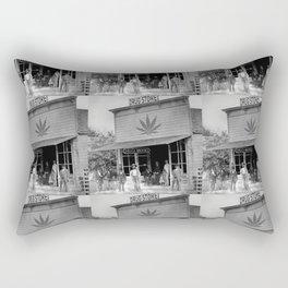 Drug Store #1 Rectangular Pillow
