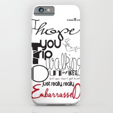 Tripping - Backhanded Insults iPhone 6s Slim Case