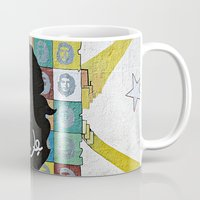 che Mugs featuring Everywhere a Che, Che by Ethna Gillespie