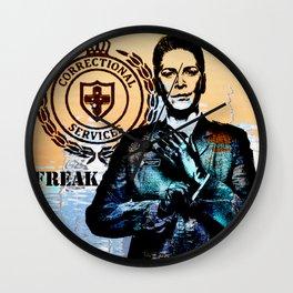 The Freak Wall Clock