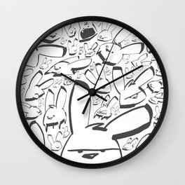 POLO - Montage Wall Clock