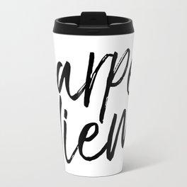 Carpe Diem Inverted Travel Mug