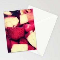 Fruit Salad Stationery Cards