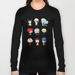 Chibi Psychopaths Long Sleeve T-shirt