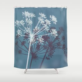 Twilight Stars Shower Curtain