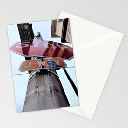 Small Town Vibes 2 Stationery Cards