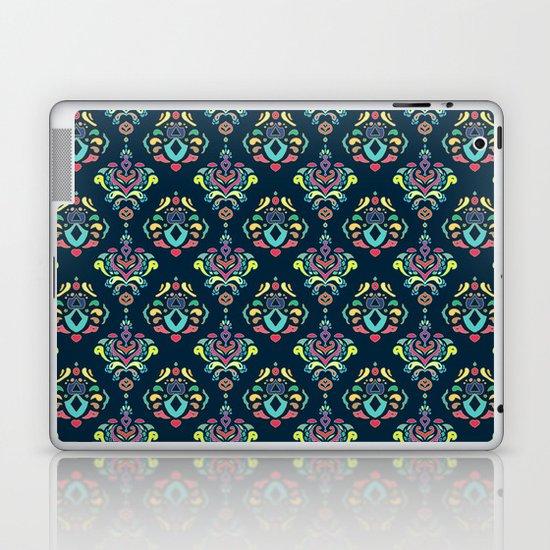 Doodle Damask  Laptop & iPad Skin