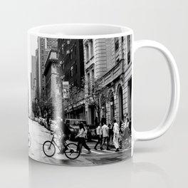 New York City Streets Coffee Mug