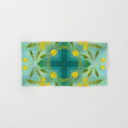 Dandelions in the sky Hand & Bath Towel