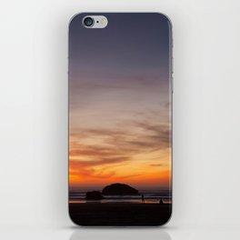 Sunset Watchers iPhone Skin