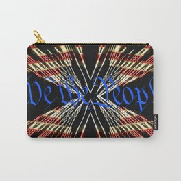 We The People - Rise Carry-All Pouch