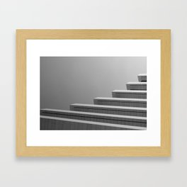 Raise Up Framed Art Print