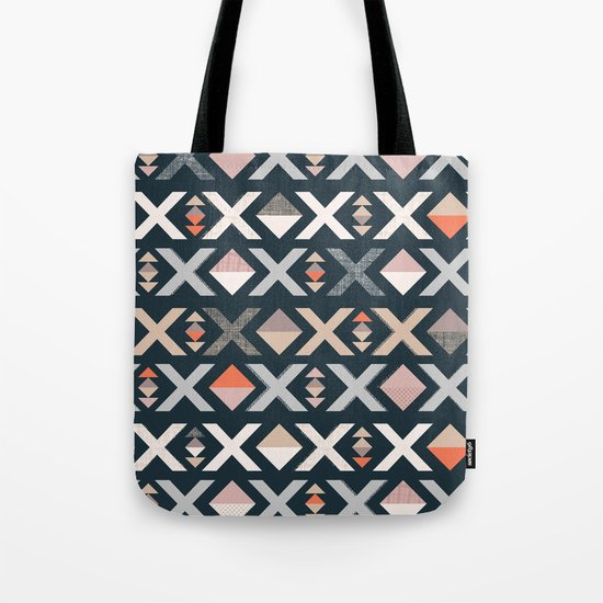 Ex marks the spot Tote Bag
